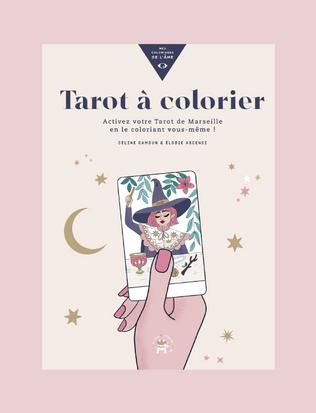 Tarot à colorier
