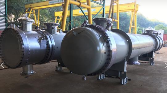 2019 Supply of Heat Exchangers