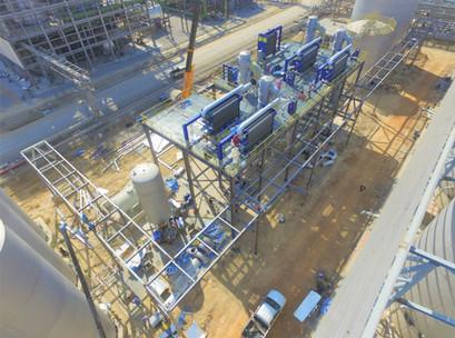EPC Work for KTIS Bioethanol Plant (600,000 Liter Per Day)