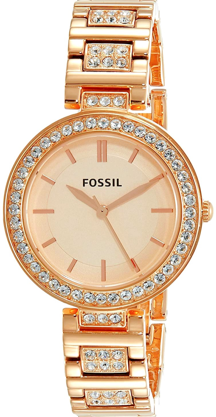 Fossil analog digital watches