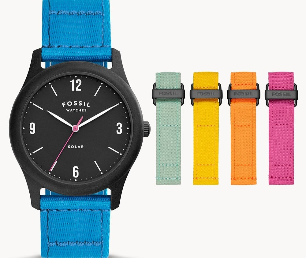 Fossil Solar Watches