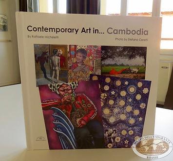 Raffaele Micheletti, arte in cambogia