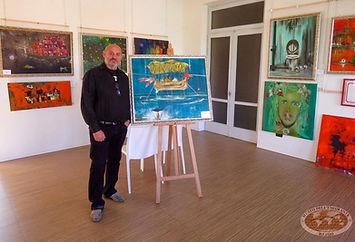 Gigi Micheletti, Roasio, Museo dell'emigrante