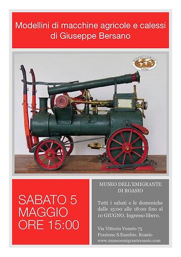 Roasio, museo dell'emigrante, emigrazione
