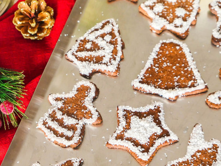 Biscuits de Noël Choco Coco