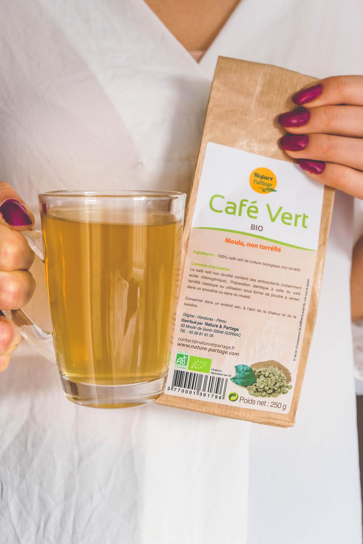 biscuits café vert tahin recette psyllium