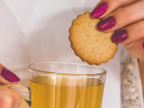 Biscuits Detox Café Vert et Tahin