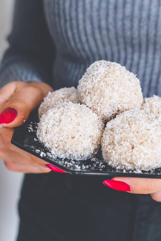 energy balls citron et noix de coco recette psyllium