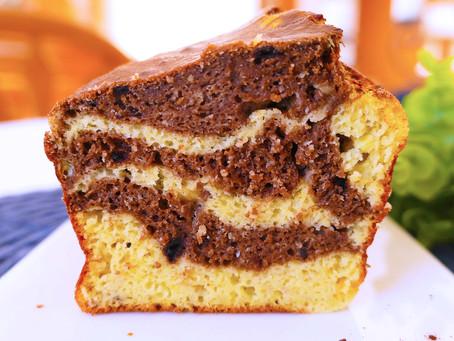 Cake Marbré Healthy