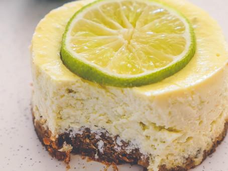 Cheesecake Spéculoos Citron Vert