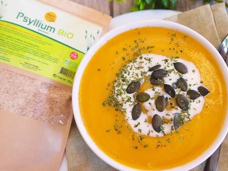 Soupe d'Automne au Butternut