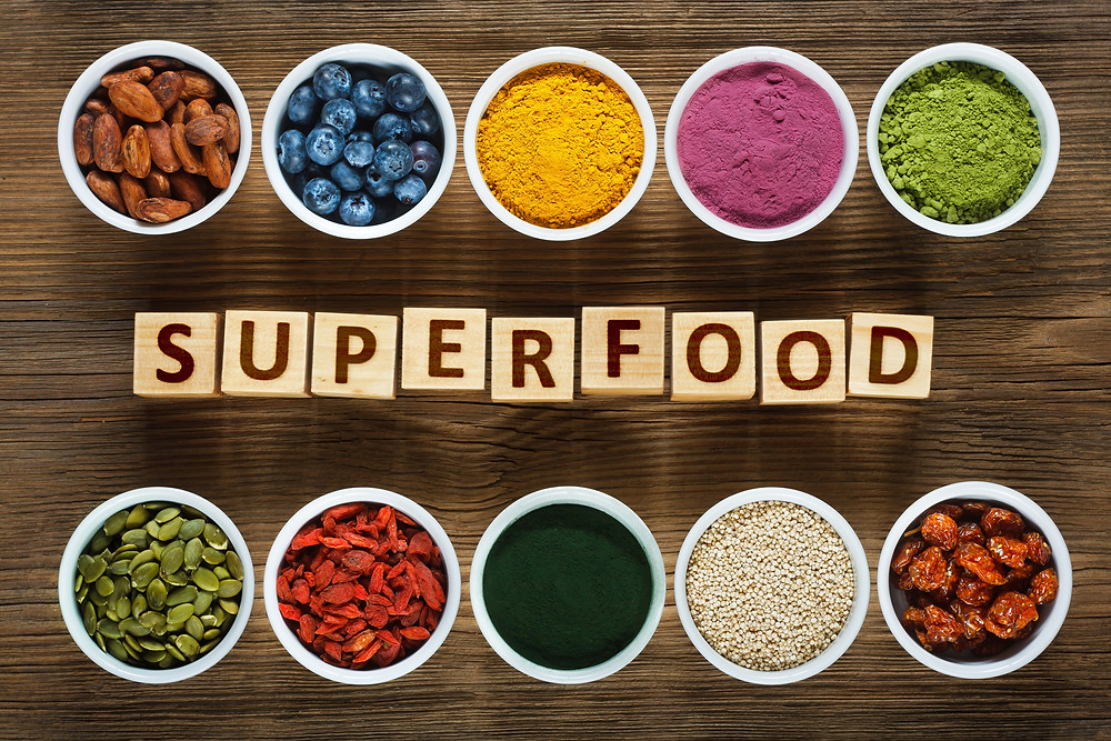 superfood super aliments