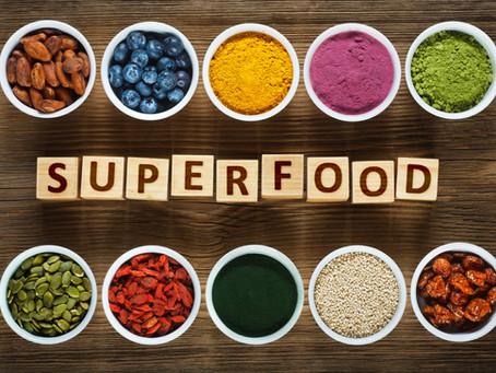 La Grande Famille des Super-Aliments