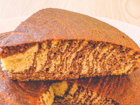 Zebra Cake – Gâteau Marbré Zébré