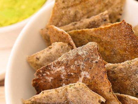 Crackers Ail et Origan