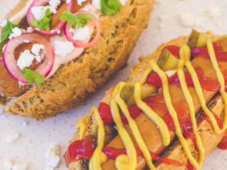 Hot Dog Healthy et Sans Gluten