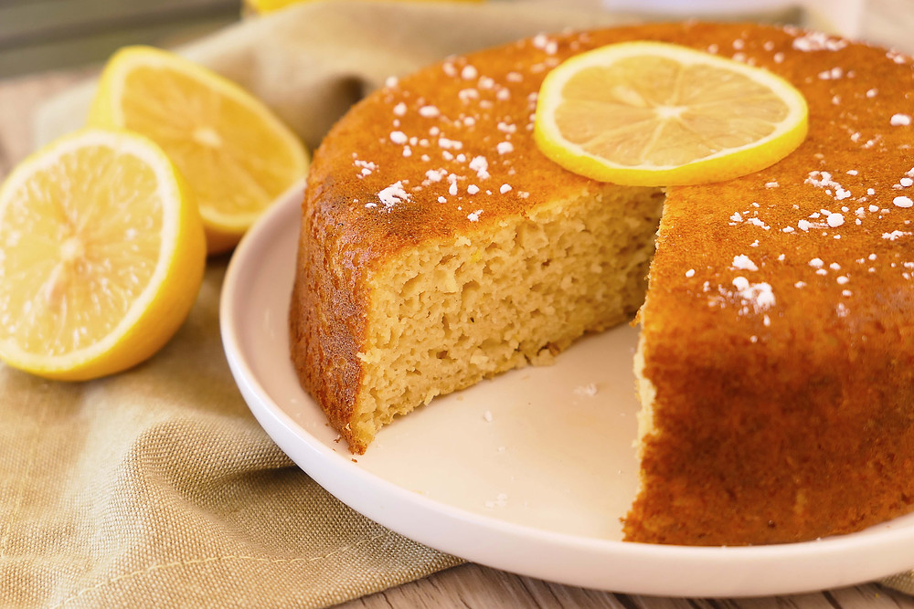 super moelleux au citron ig bas constipation manger