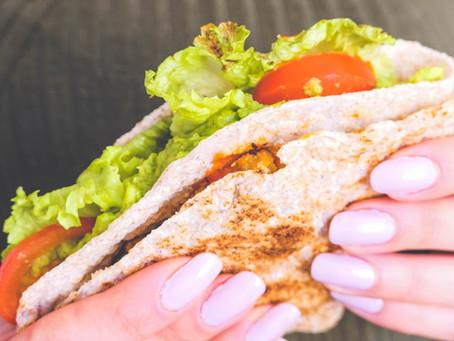 Wrap Hack Challenge – Sans Gluten