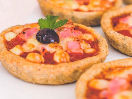 Les Mini-Pizzas Apéritives