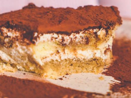 Tiramisu Healthy et Sans Gluten
