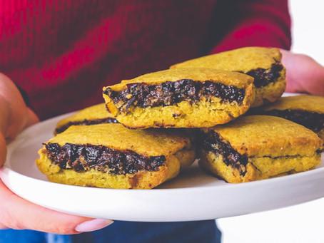 Biscuits Fourrés aux Pruneaux