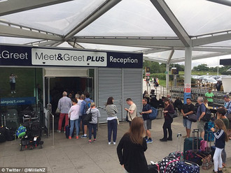 Stansted Airport meet and greet service loses passengers' car keys: comment from the Independent