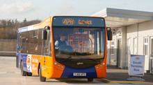 APH opens new park & ride car park at Gatwick