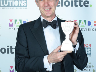 APH Win 'Best Airport Parking Company' at The British Travel Awards 2016