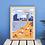 Thumbnail: Playa de la Barceloneta - Lámina A4