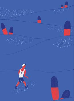 Vicios - Laufer Ilustración