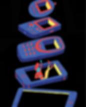 Vicio tecnológico - Laufer Ilustración