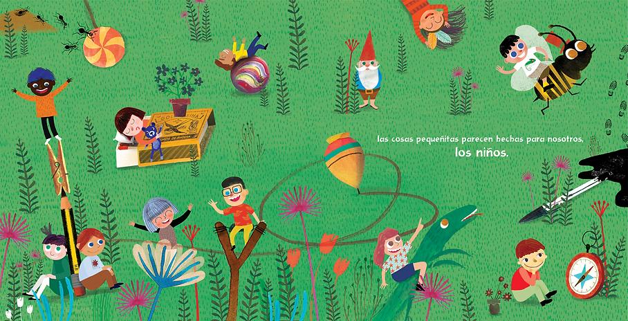 Los bolsillos de Antoñito - Laufer Ilustración