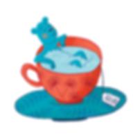 Tea & Illustration - Laufer Ilustración