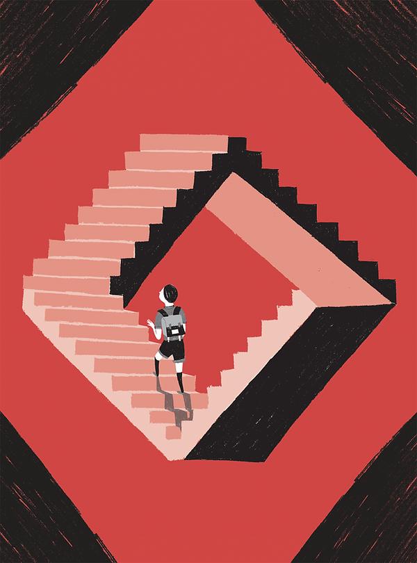 Líbranos del mal - Laufer Ilustración
