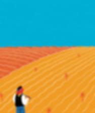 El campo - Laufer Ilustración