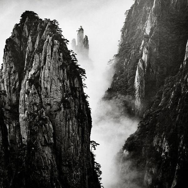 Misty Mt.Huangshan