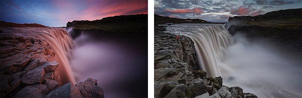 Rjukandi Falls, Iceland
