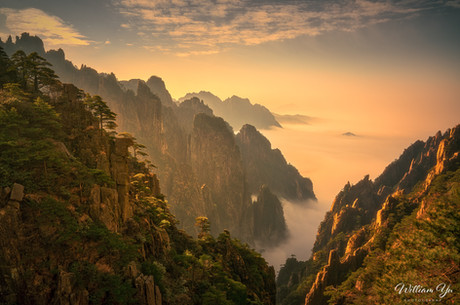 Mt. Huangshan, Anhui, China
