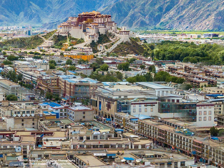 360 VR Images of Tibet