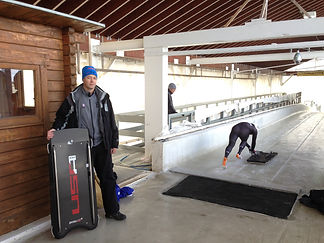 Stress Outdoor Bobsled 1