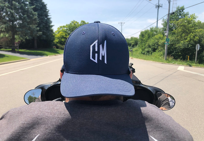 CM Flexfit Fitted Hat- Centered