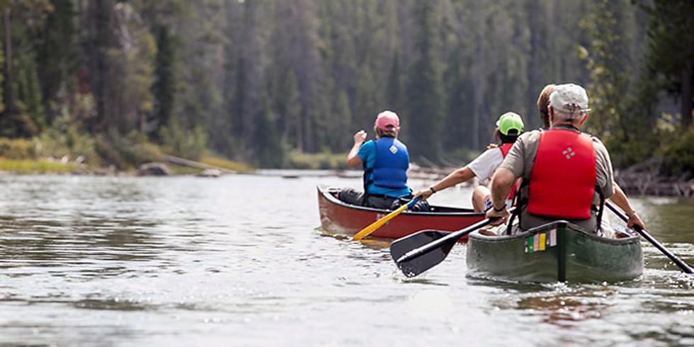 Ayers Landing - Canoeing