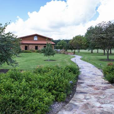 Entrance of Bella Vita Ranch