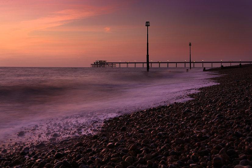 copy of Deal Pier Sun Rise 2