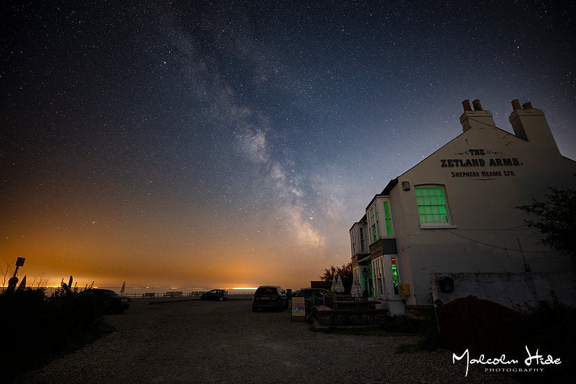 Zetland Milky Way 1