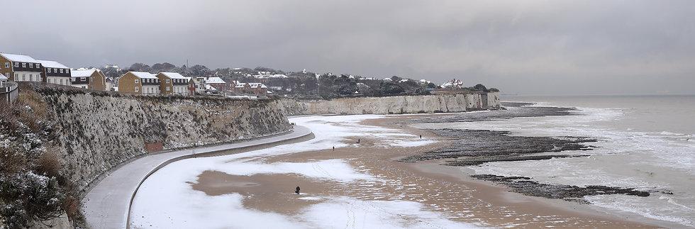 Snowy Stone Bay