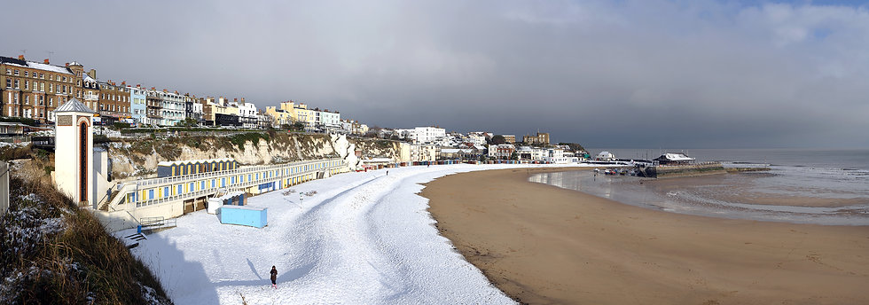 Broadstairs Snow