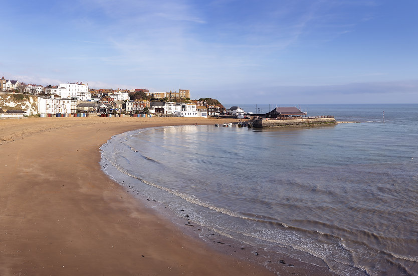 Broadstairs by Malcolm Hide