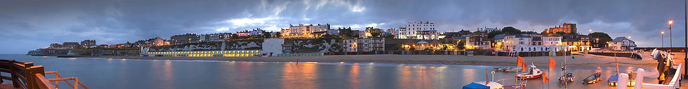 Broadstairs By Twilight