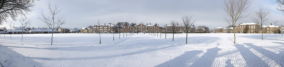 Snowy Deal Barracks